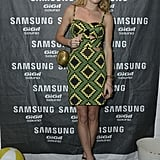 In Montauk, Chelsea Leyland kept the crowd on their feet at Samsung's Summer DJ series.