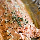 Honey-Garlic-Thyme Salmon Baked in Foil