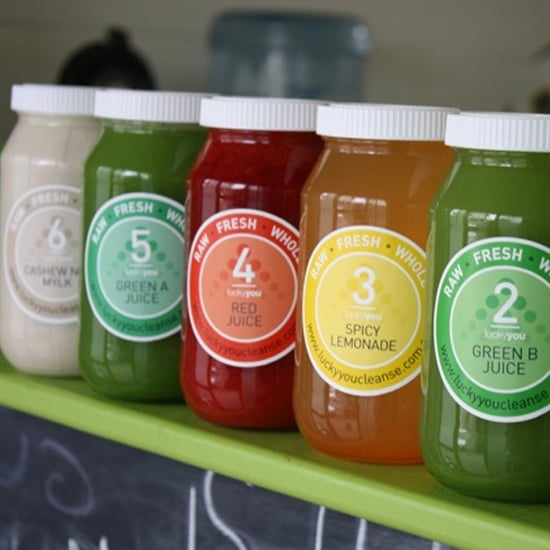 Detox Diary: Review of Lucky You Juice Cleanse