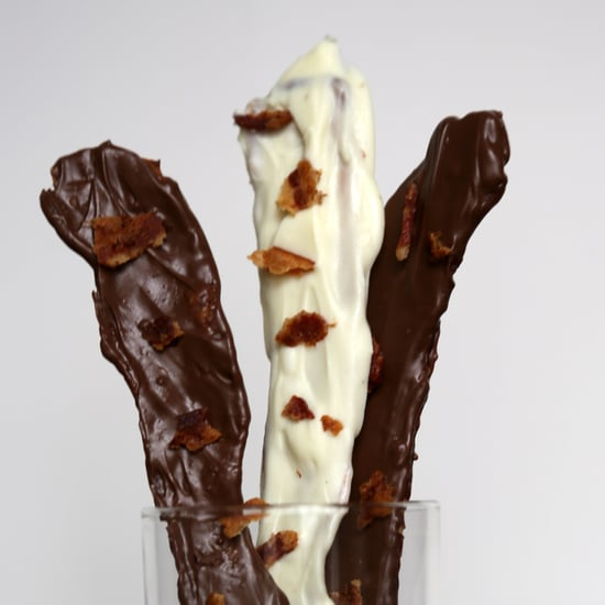Homemade Chocolate-Covered Bacon