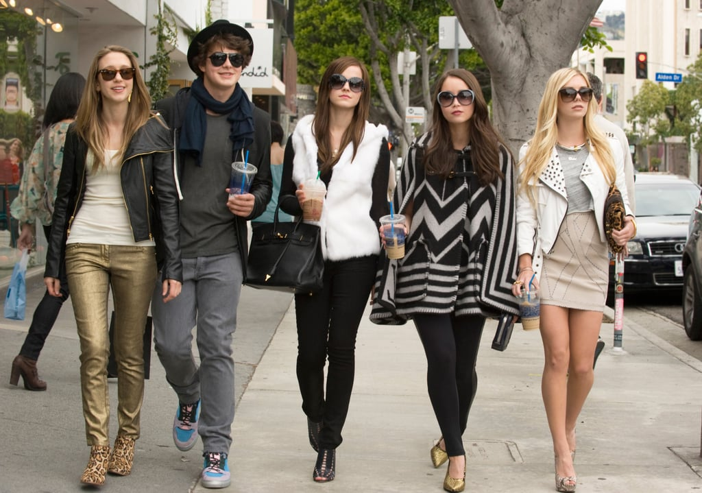 Love: Crimes of Fashion, Watch: The Bling Ring