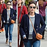 Get Rachel Bilson's effortless, cool street style for yourself.