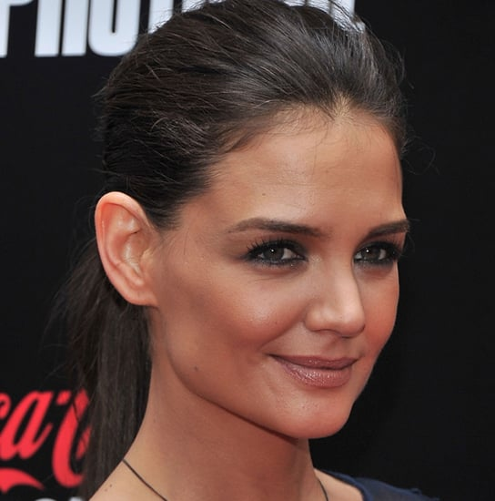 Get Katie Holmes' Smoky Eye Mission: Impossible Premiere Look