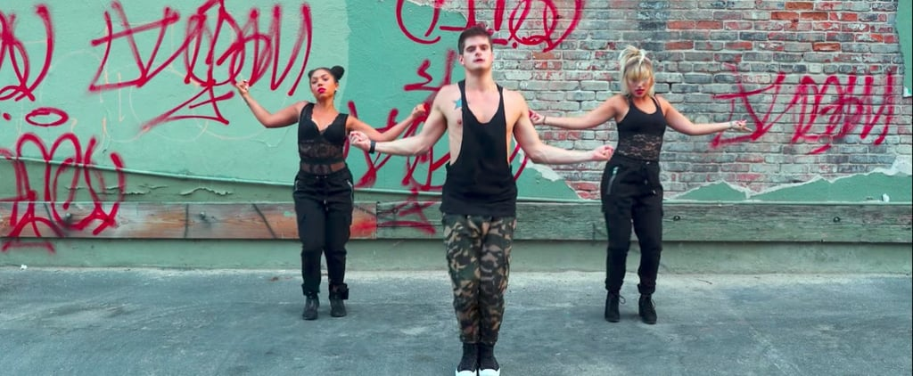 You Won't Believe What The Fitness Marshall Made Us Do (Answer: Dance Our Butts Off to His Taylor Swift Video)