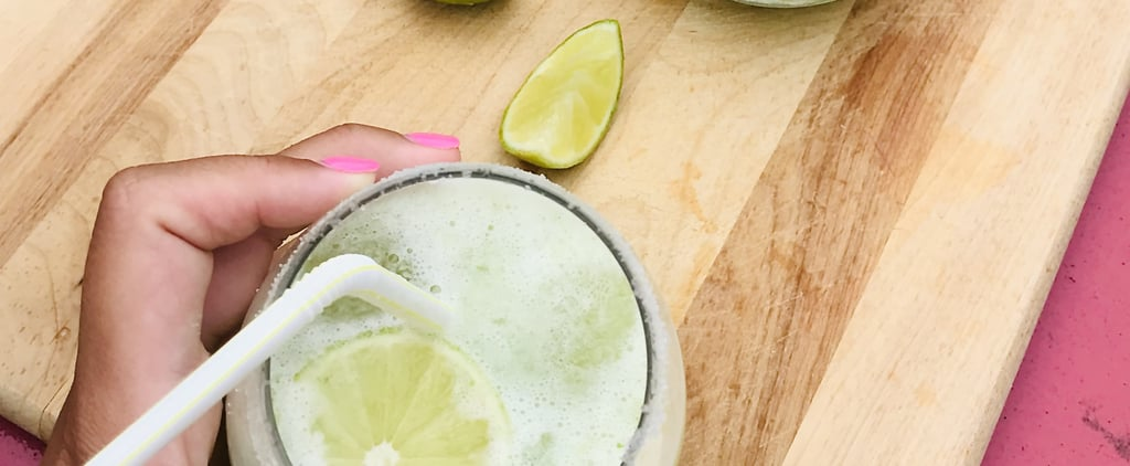 Frozen Whole Lime Margarita Recipe