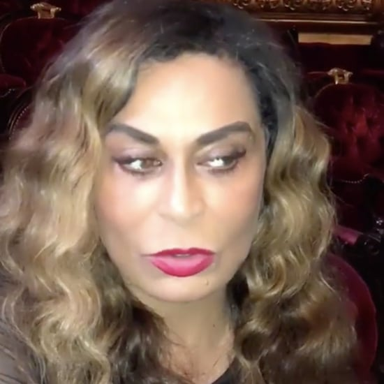 Blue Ivy Scolds Tina Lawson For Taking Instagram Video