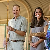 Will and Kate Take a Tourist Break in the Australian Outback