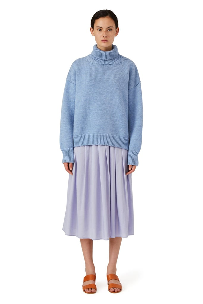 Mansur Gavriel Wool Oversized Turtleneck ($445)
