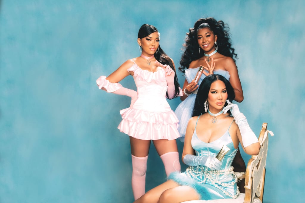 Baby Phat Beauty Campaign Photos