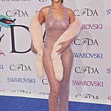 Rihanna at the 2014 CFDA Awards