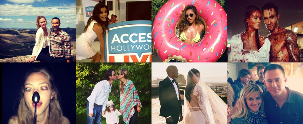 Selfies and Silly Poses Take Over This Week's Cutest Celebrity Candids