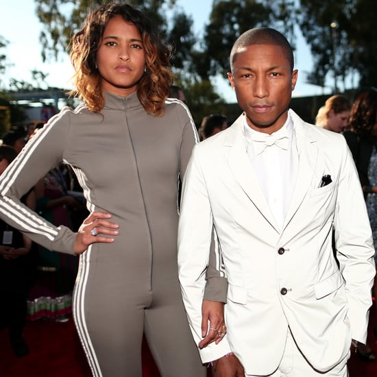 Pharrell Williams and Helen Lasichanh Welcome Triplets 2017