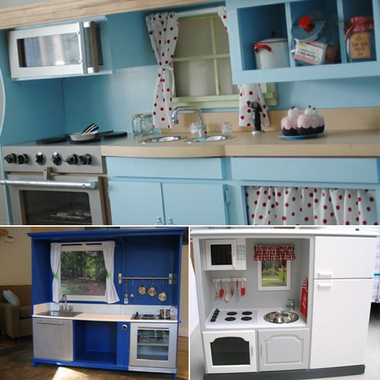 Diy Play Kitchens Popsugar Family