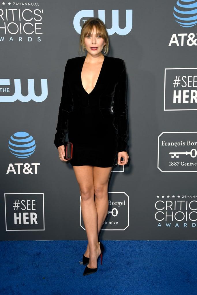 Critics' Choice Awards Sexiest Dresses 2019