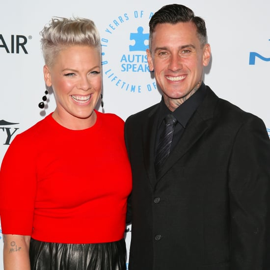 Pink's Quote About Stabbing Carey Hart With a Fork