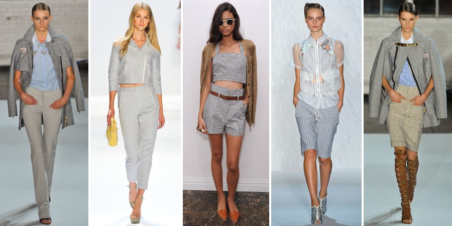 All Aboard: Shop Spring's Sophisticated Railroad Stripes Trend