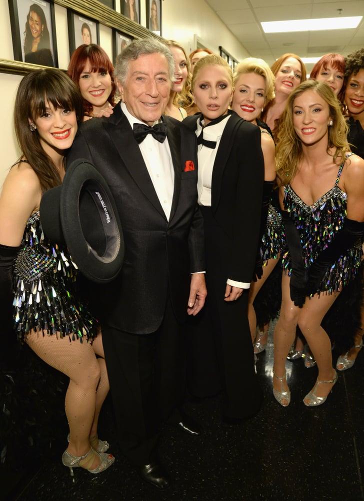Celebrities At Sinatra 100 Grammy Concert Pictures Popsugar Celebrity