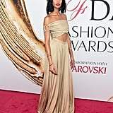 At the CFDA Awards in New York City on June 6.