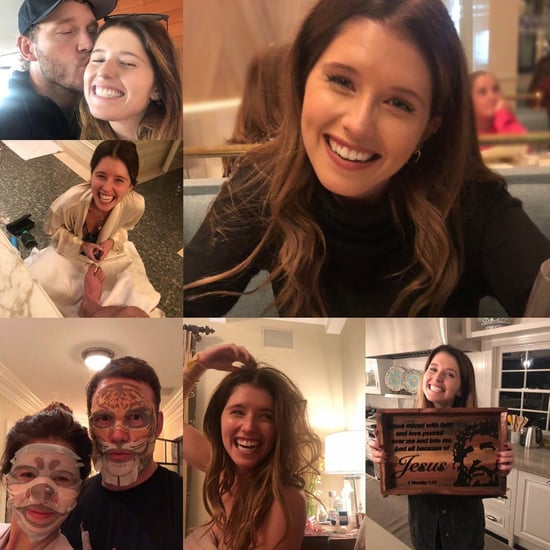 Chris Pratt Birthday Message For Katherine Schwarzenegger 2018