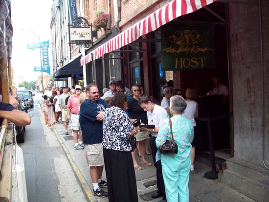 Long Waits at Restaurants: How Long Will You Stand in Line?