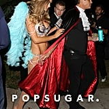 Joanna Krupa as a Victoria's Secret Angel