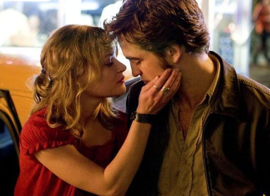 Watch A UK Exclusive Clip Plus Photo of Robert and Emilie Kissing in Remember Me!
