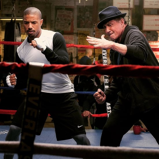 First Picture of Michael B. Jordan in Creed
