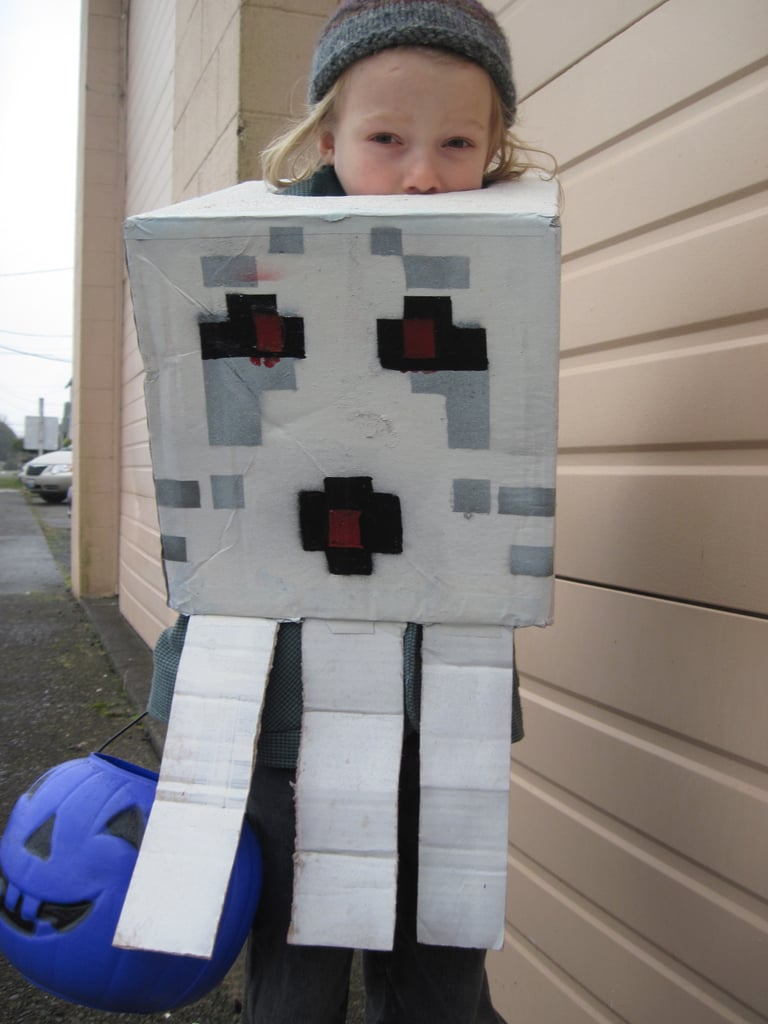 11 Ways to Dress Up Your Minecraft Fan This Halloween