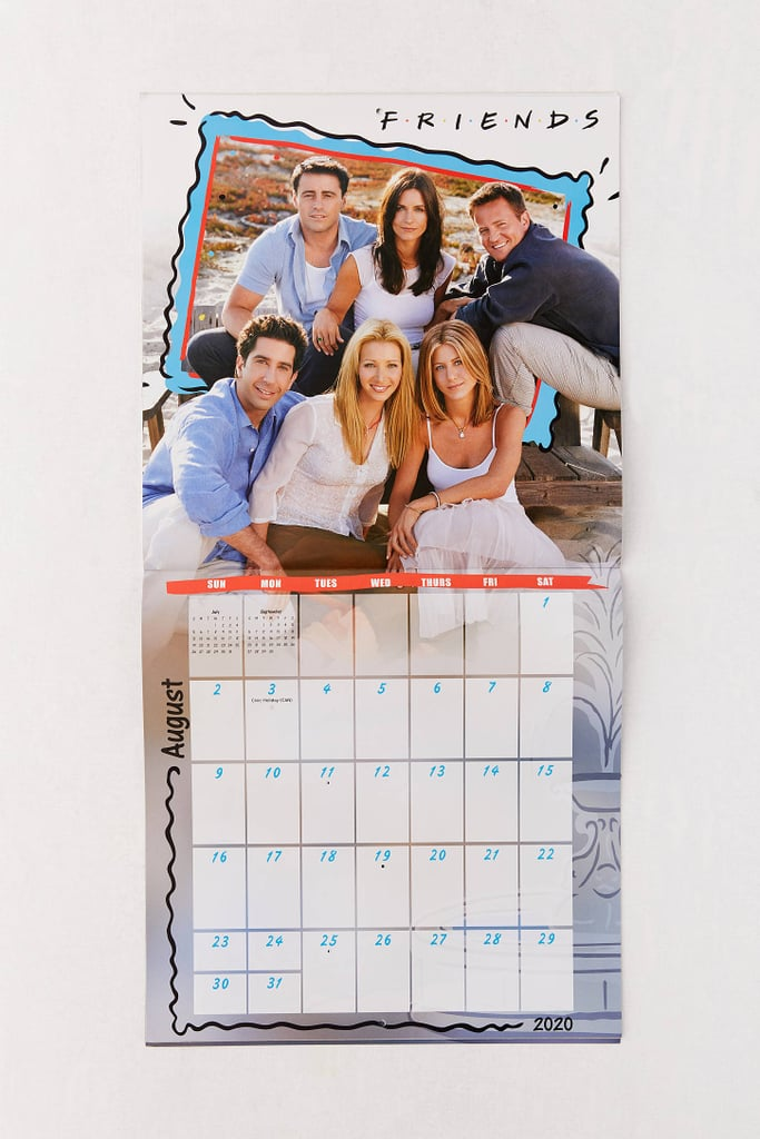 2020 Friends 12-Month Wall Calendar