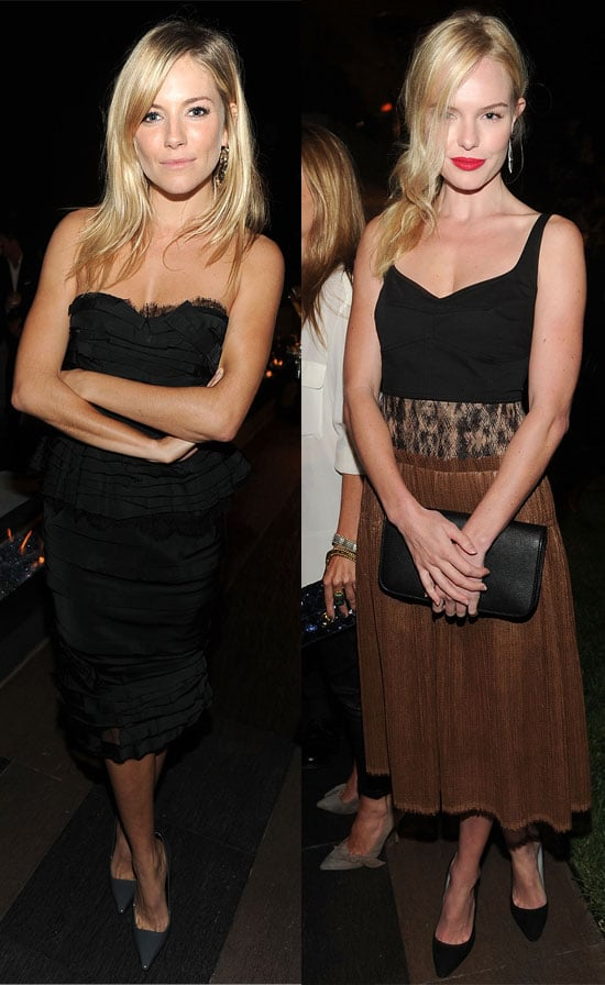 Pictures of Sienna Miller and Kate Bosworth
