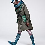 Pieces from The H&M x Kenzo Collaboration