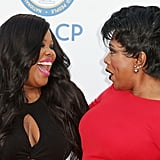 Pictured: Amber Riley and Sheryl Lee Ralph