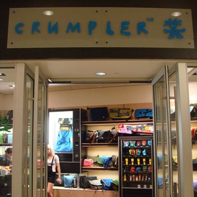 Crumpler Opens Store in San Francisco