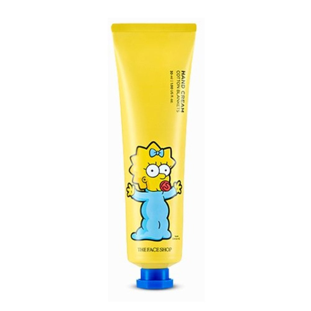 The Face Shop x The Simpsons Character Hand Cream Maggie