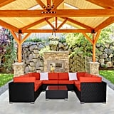 Kinbor Outdoor Patio Furniture Sectional