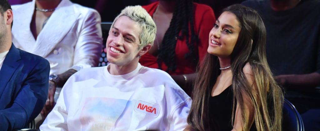 Ariana Grande Reaction Pete Davidson Dating Kate Beckinsale