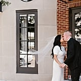Minimalist Michigan Wedding