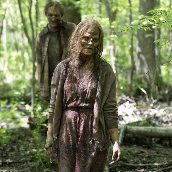 Easy Walking Dead Halloween Costume Idea