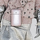 Metallics Were Played Up by Shimmering Accessories
