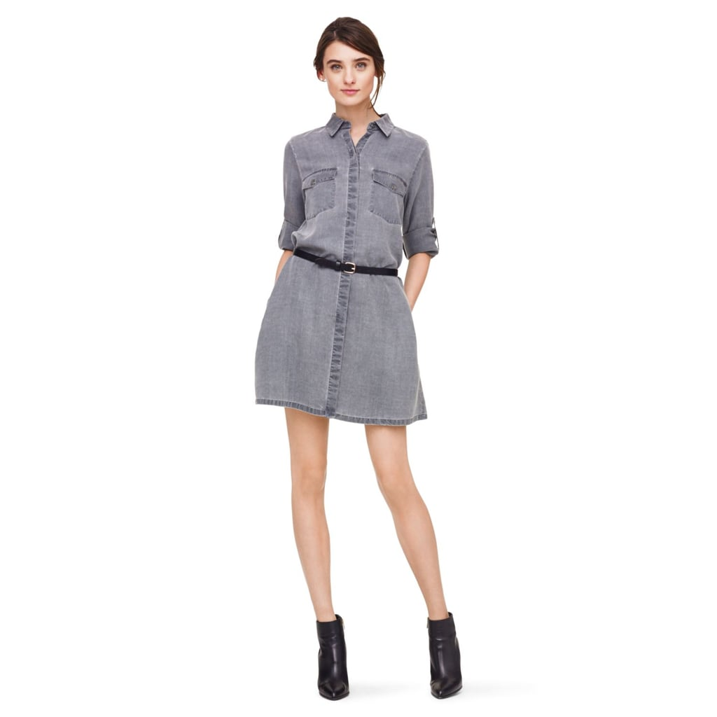 Club Monaco Denim Dress