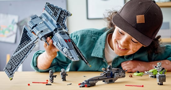 Shop All of the Star Wars Lego Sets That Came Out in 2021