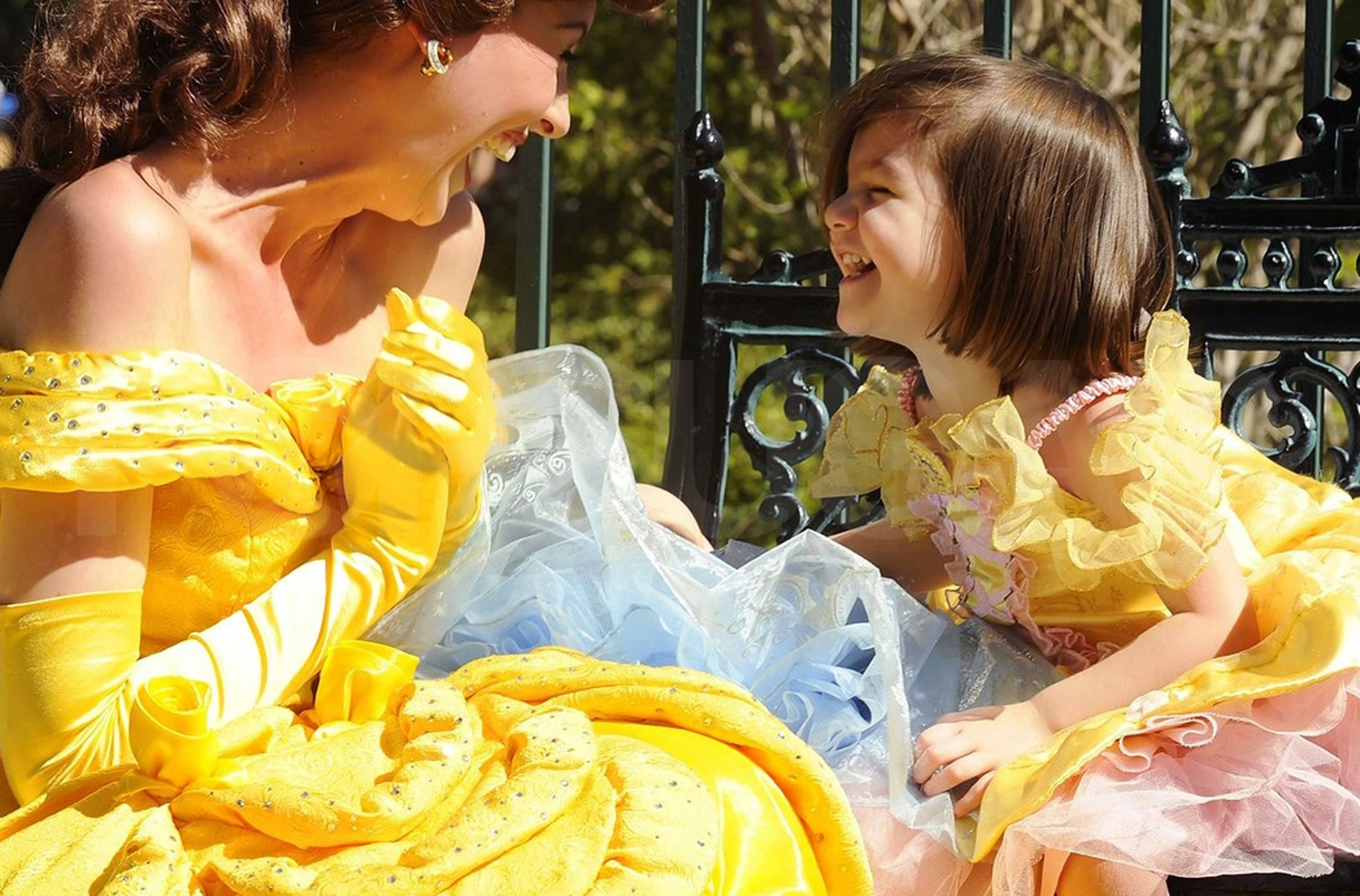 Even More Suri and the Cruises at Disney World! | POPSUGAR ...
