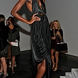 2011 Spring New York Fashion Week: Halston