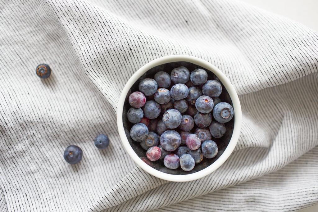 Breakfast Prep: Vanilla Berries Overnight Oats