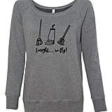 Tonight We Fly Hocus Pocus Halloween Women's Sweatshirt