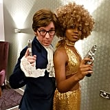 Austin Powers and Foxxy