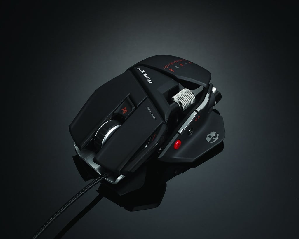 Mad Catz R.A.T.7 Gaming Mouse