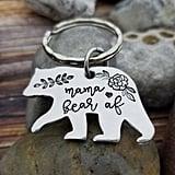 Mama Bear AF Keyring