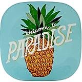 Celebrate Summer Together Palm 9-in. Square Melamine Salad Plate ($4.99)