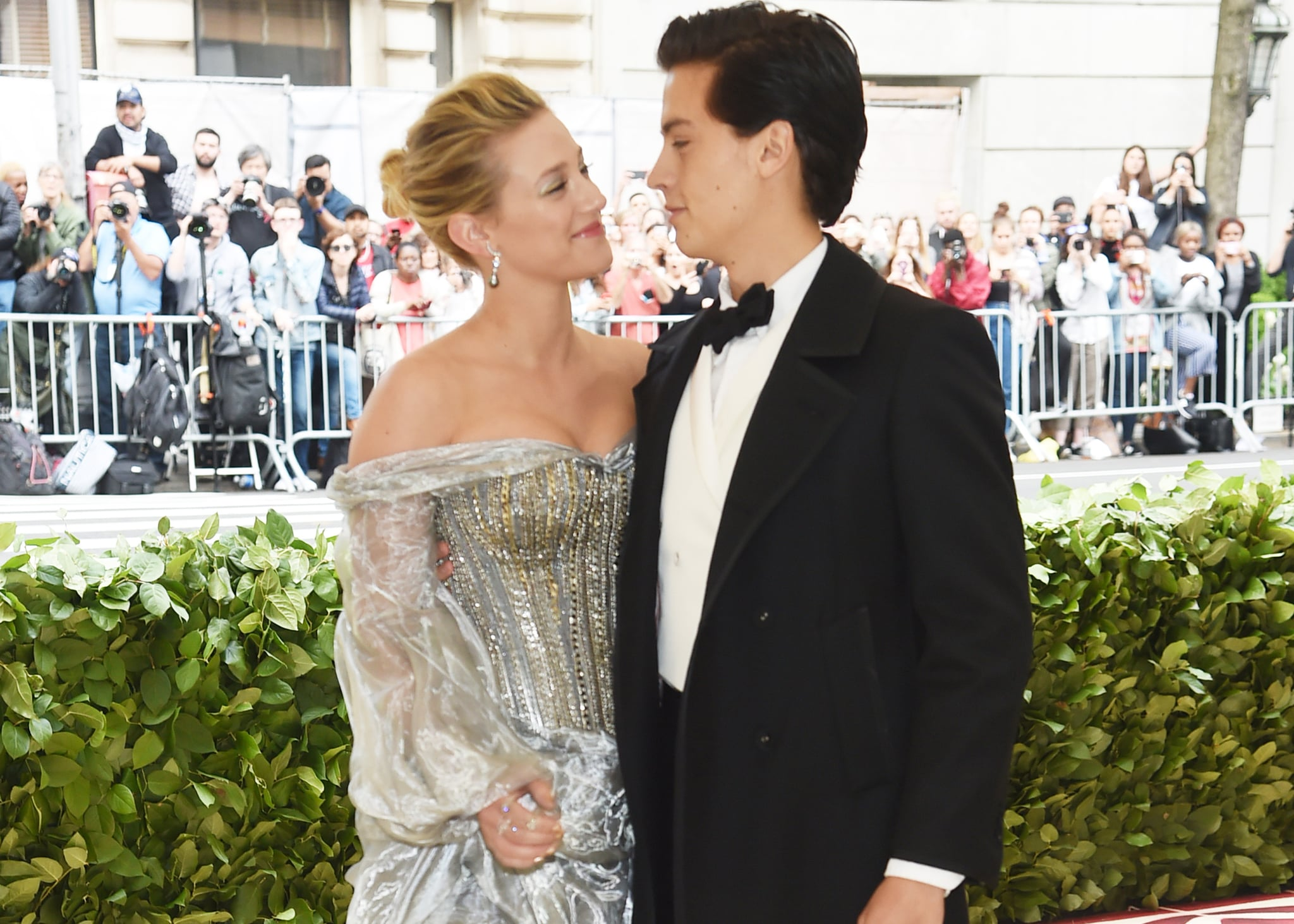 "Cole Sprouse and Lili Reinhart Finally Address Breakup Rumors: ""None of You Know Sh*t"""